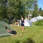 Campare på udden