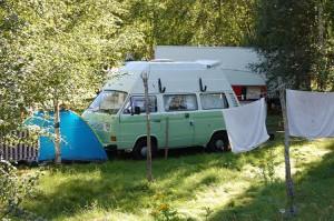 camping buss
